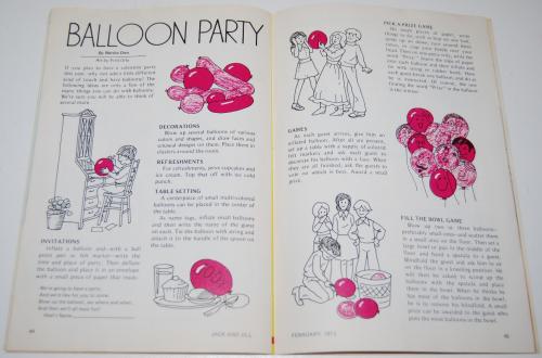 Jack & jill mag feb 1973 8