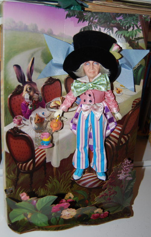 Mad hatter barbie x