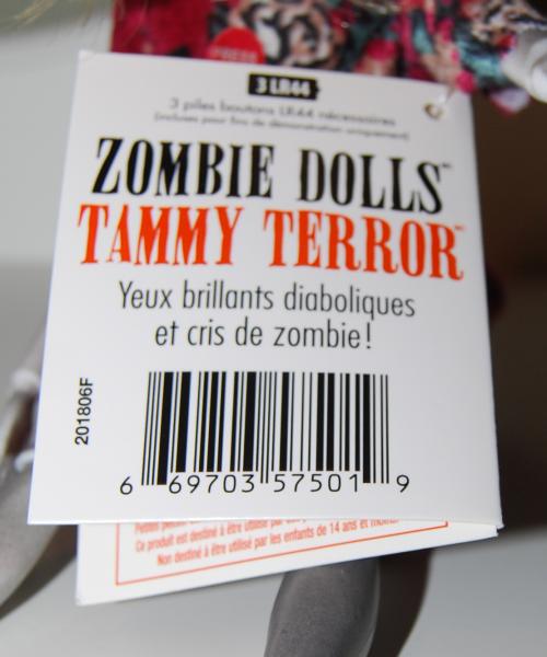 Zombie dolly x