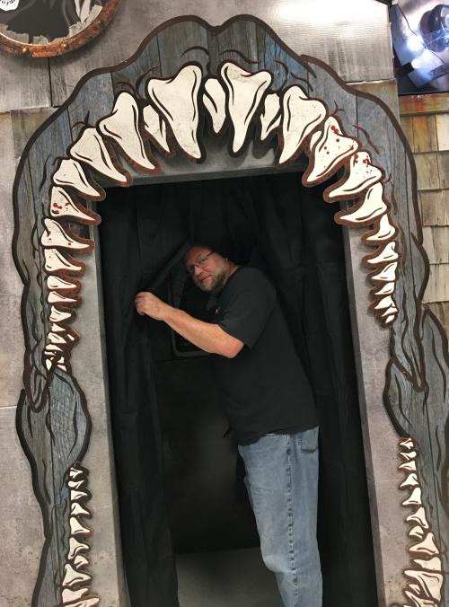 Spirit store aquarium 5