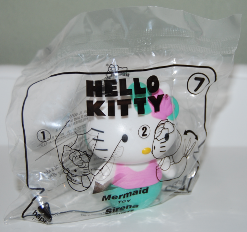Happy meal hello kitty mermaid