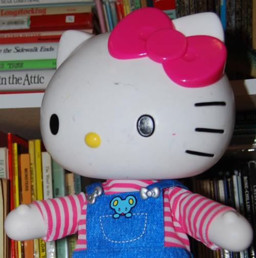 Hello kitty doll 5