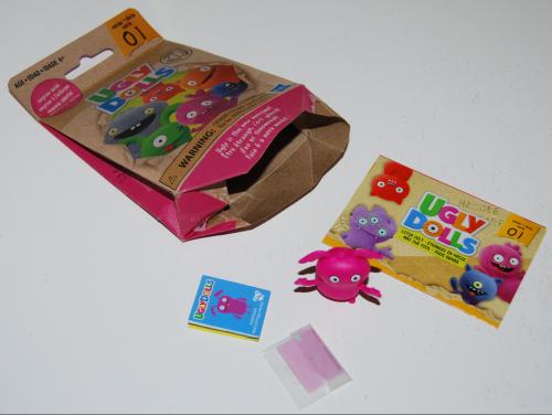 Ugly dolls mini toy 2