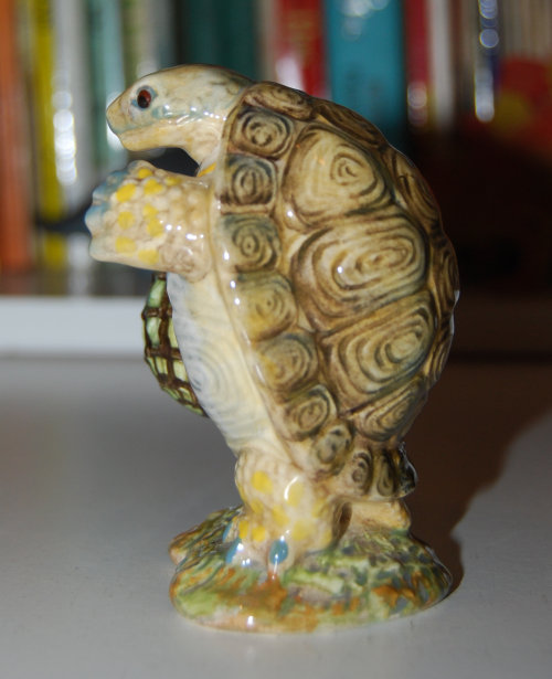 Beatrix potter turtle 1