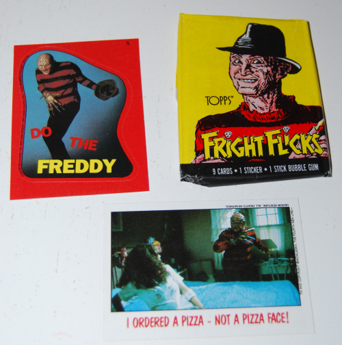 Fright flicks cards 1