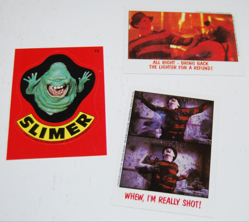 Fright flicks cards 2
