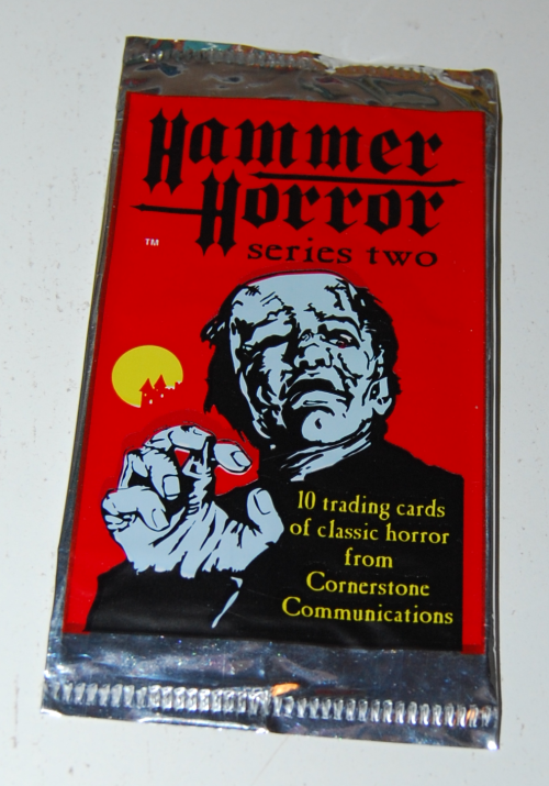 Hammer horror cards