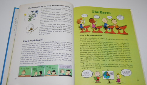 Charlie brown's second super question & answer book 4