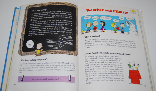 Charlie brown's second super question & answer book 6