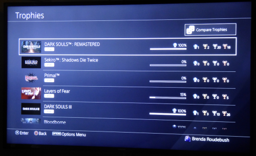 Dark souls platinum 7
