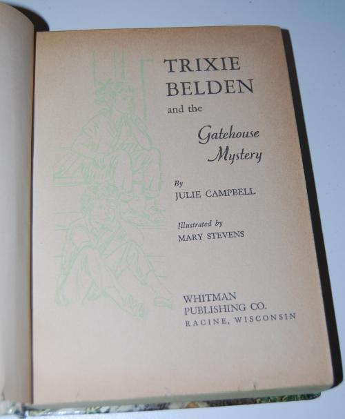 Trixie belden 8