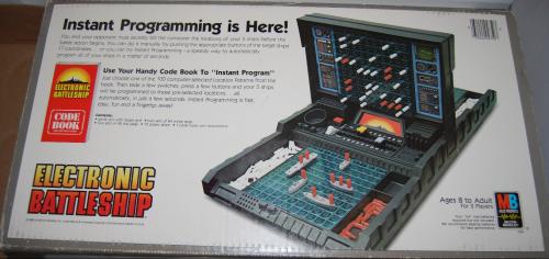 Electronic battleship game 5