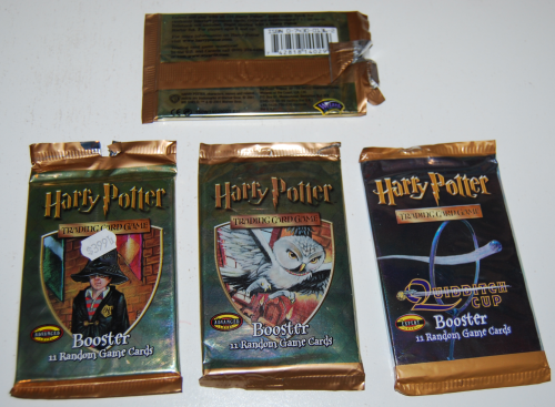 Harry potter cards x