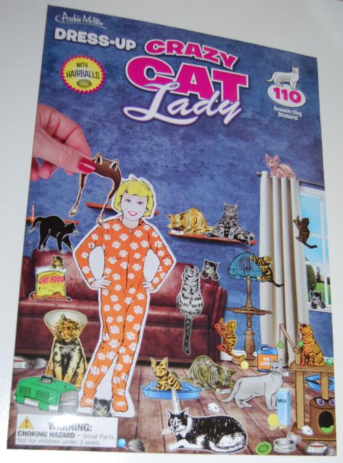 Crazy cat lady (2)