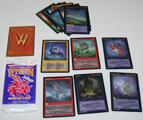 Wyvern cards