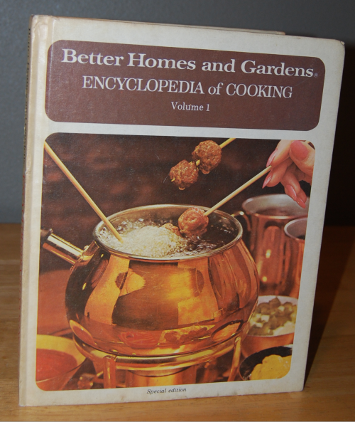 Old cookbooks 9