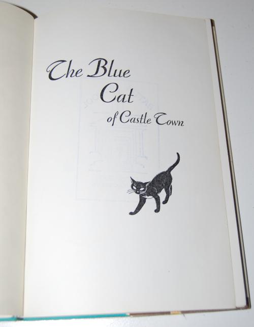 The blue cat of castle town 2