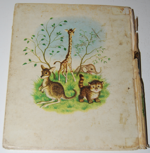 Little golden book baby animals 1952 x