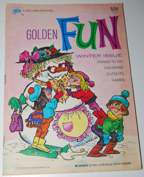 Golden fun winter issue