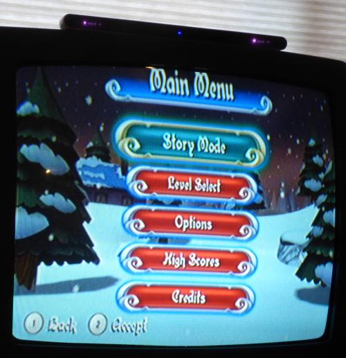 Wii rudolph 2
