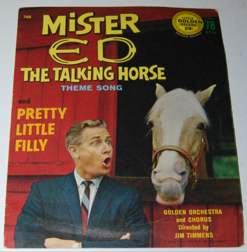 Mr ed record