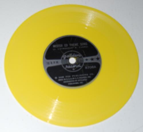 Mr ed record 3