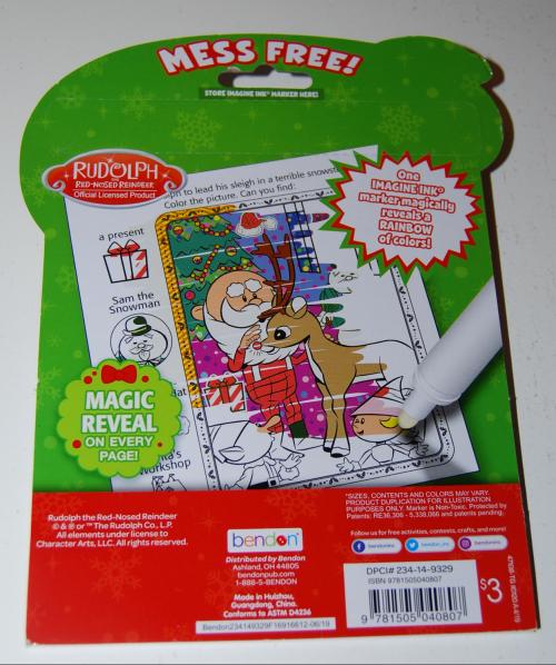 Rudolph xmas 3