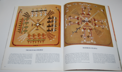 Navajo sandpainting art book 10