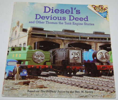 Thomas the tank engine books x