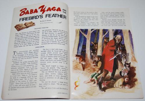 Jack & jill mag oct 1972 2