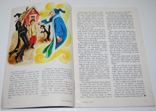 Jack & jill mag oct 1972 3