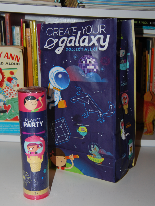 Wendy's create your galaxy kids meal
