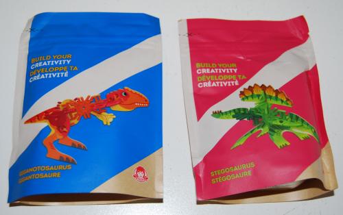 Wendy's dinosaur activities 1