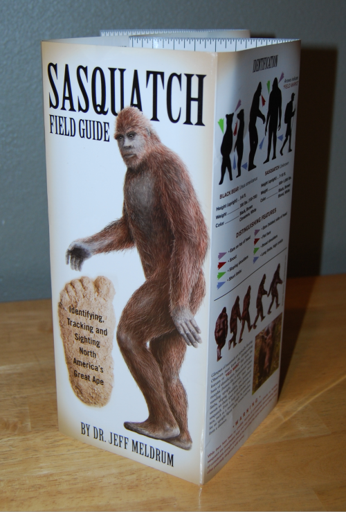 Sasquatch the definitive guide