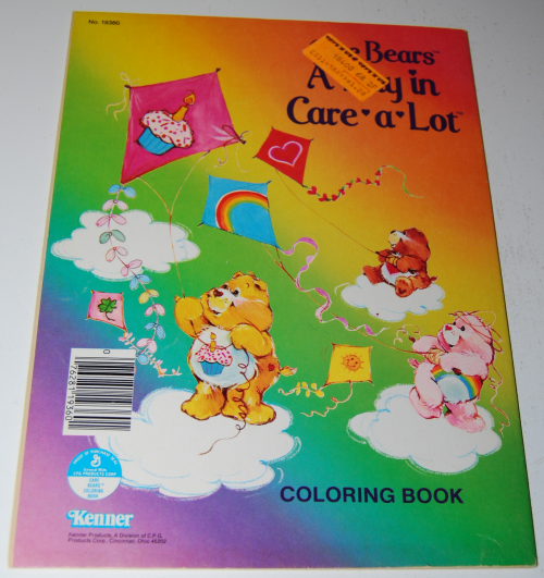 Care bears x