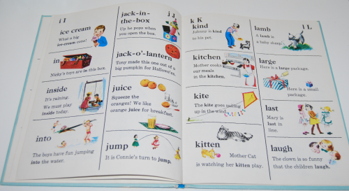 A child's first picture dictionary 6
