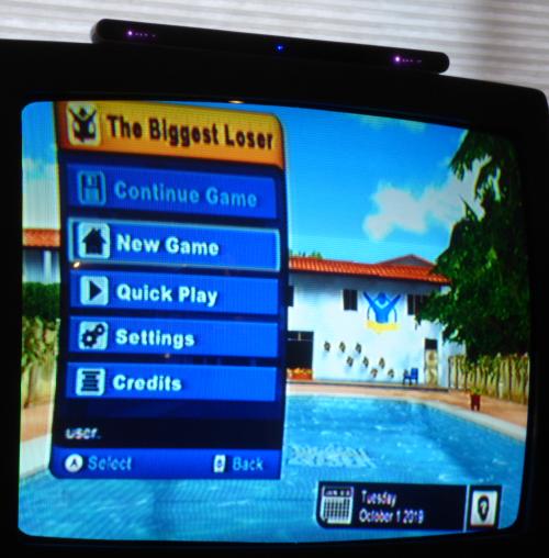 Wii biggest loser 4