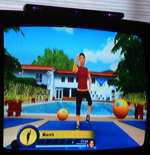 Wii biggest loser 8
