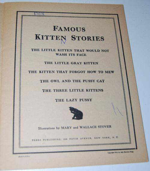 Famous kitten stories 1