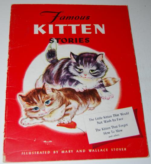 Famous kitten stories