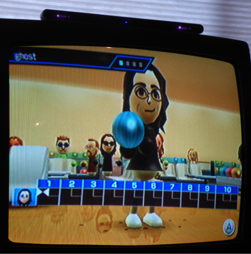 Wii sports 6