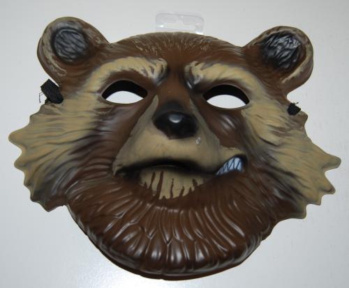 Rocket raccoon mask