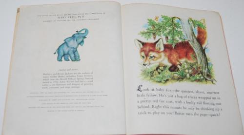 Animal babies little golden book 2