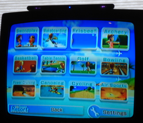 Wii sports resort 4