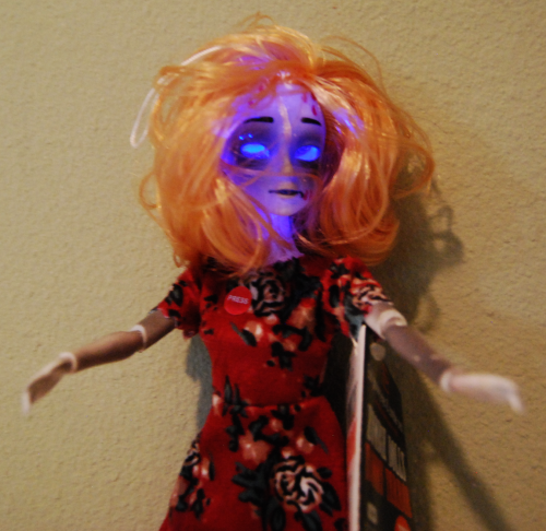 Zombie dolly