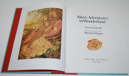 Alice's adventures 1