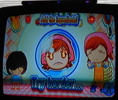 Wii cooking mama world kitchen 3