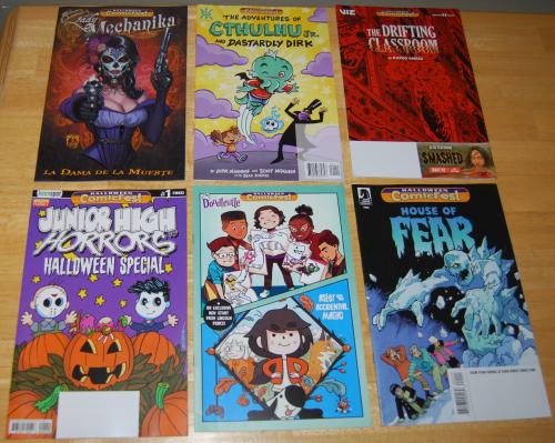 Halloween comicfest 3
