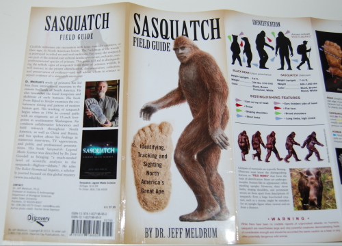 Sasquatch field guide 1