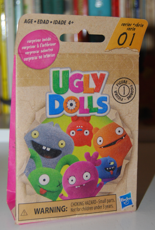 Ugly dolls mini toy